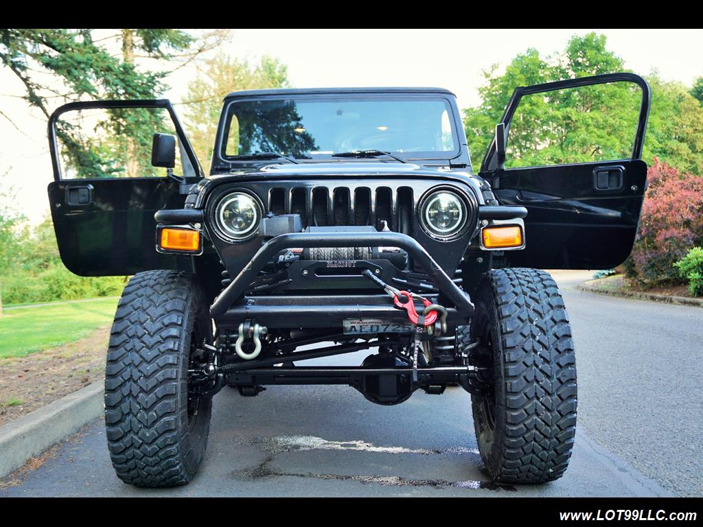 2005 Jeep Wrangler 4X4 10K Invested  Lifted Winch Hard Top - Photo 33 - Milwaukie, OR 97267
