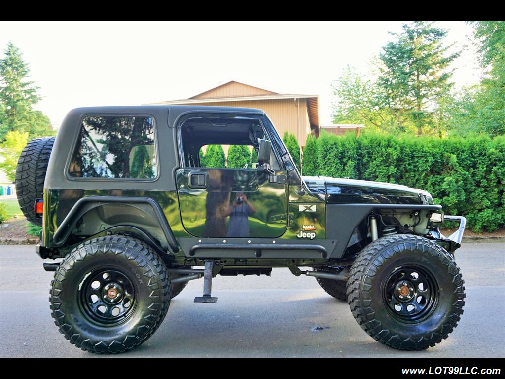 2005 Jeep Wrangler 4X4 10K Invested  Lifted Winch Hard Top - Photo 5 - Milwaukie, OR 97267