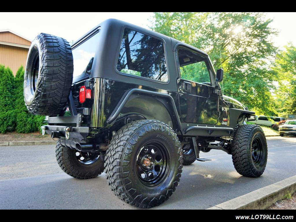 2005 Jeep Wrangler 4X4 10K Invested  Lifted Winch Hard Top - Photo 7 - Milwaukie, OR 97267