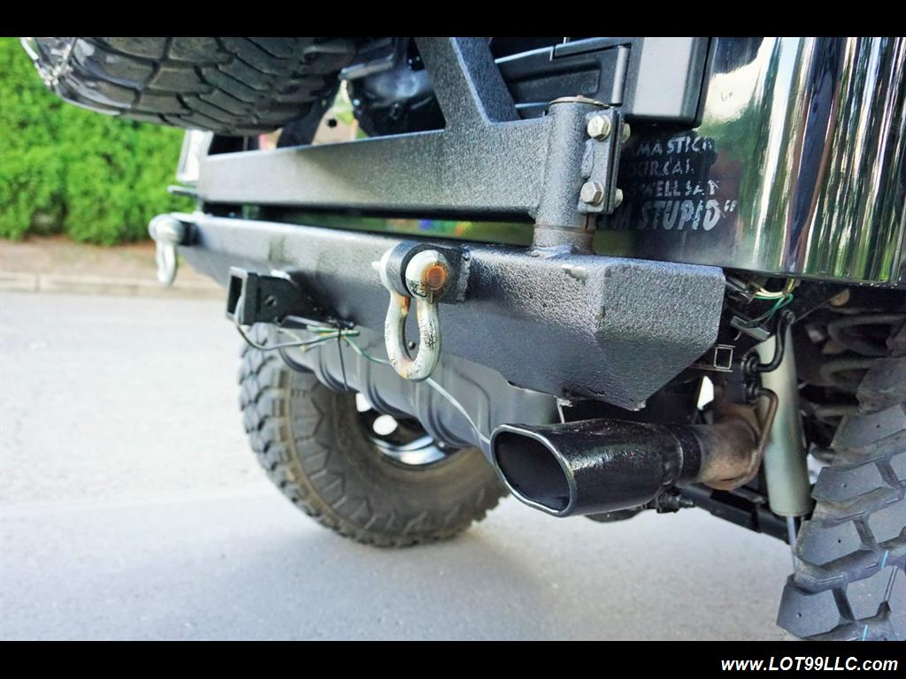 2005 Jeep Wrangler 4X4 10K Invested  Lifted Winch Hard Top - Photo 20 - Milwaukie, OR 97267