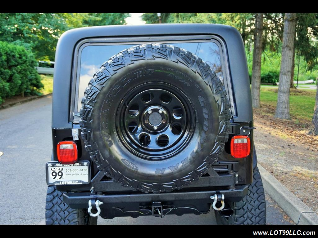 2005 Jeep Wrangler 4X4 10K Invested  Lifted Winch Hard Top - Photo 49 - Milwaukie, OR 97267