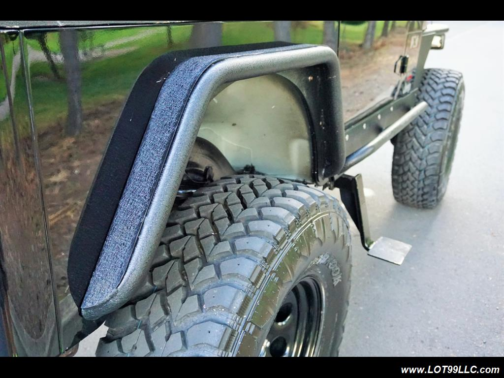 2005 Jeep Wrangler 4X4 10K Invested  Lifted Winch Hard Top - Photo 51 - Milwaukie, OR 97267