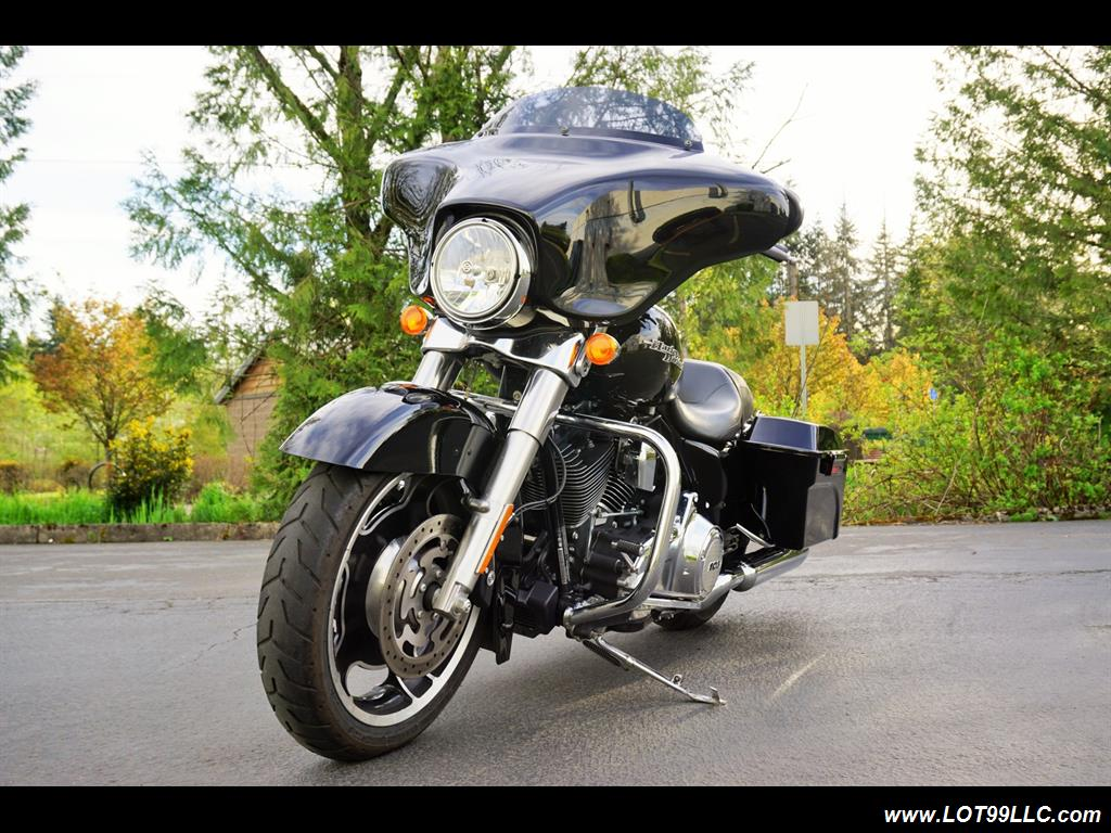 "2012 Harley-Davidson Custom Street Glide Bagger 103 "" - Photo 3 - Milwaukie, OR 97267"