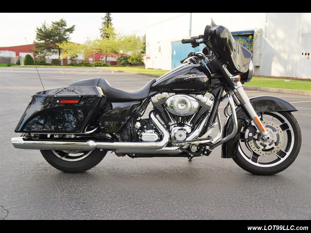 "2012 Harley-Davidson Custom Street Glide Bagger 103 "" - Photo 6 - Milwaukie, OR 97267"
