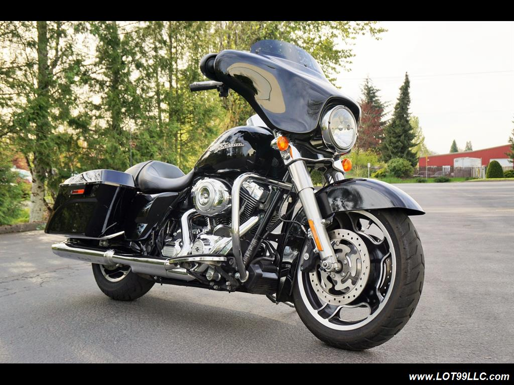 "2012 Harley-Davidson Custom Street Glide Bagger 103 "" - Photo 5 - Milwaukie, OR 97267"