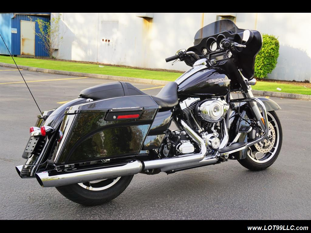 "2012 Harley-Davidson Custom Street Glide Bagger 103 "" - Photo 7 - Milwaukie, OR 97267"