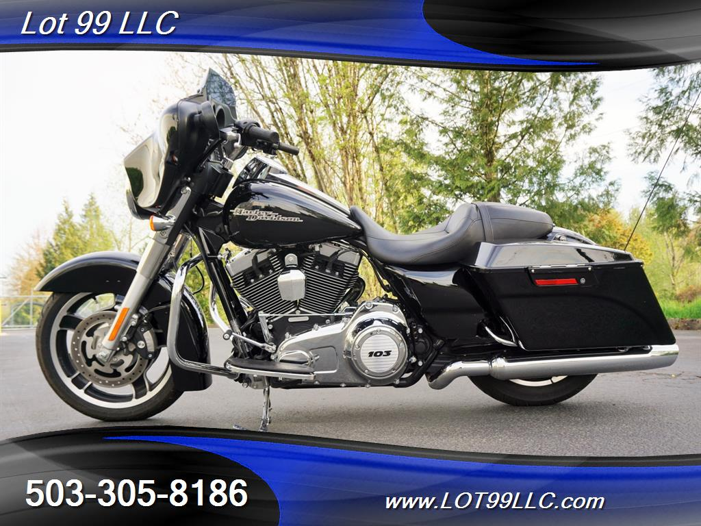 "2012 Harley-Davidson Custom Street Glide Bagger 103 "" - Photo 1 - Milwaukie, OR 97267"