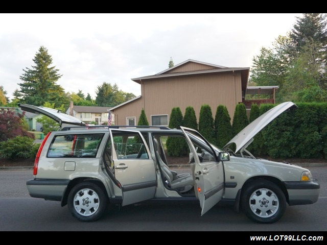 2000 Volvo V70 CROSS COUNTRY AWD SE,BRAND NEW TIRES. - Photo 33 - Milwaukie, OR 97267