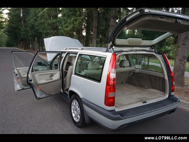 2000 Volvo V70 CROSS COUNTRY AWD SE,BRAND NEW TIRES. - Photo 36 - Milwaukie, OR 97267