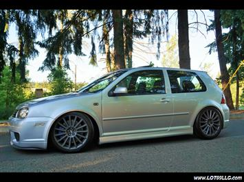 2004 Volkswagen R32 AWD 6 Speed Manual Coilovers Hatchback