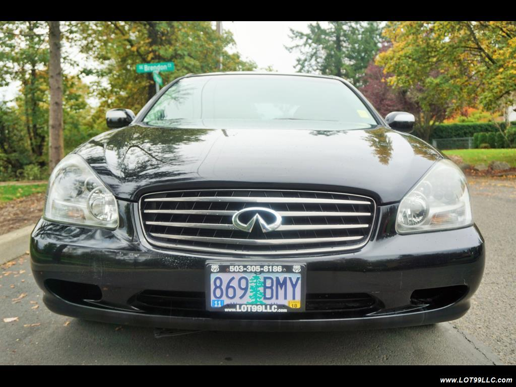 2002 Infiniti Q45 105K Low Miles Navi Leather Heated Seats. - Photo 3 - Milwaukie, OR 97267