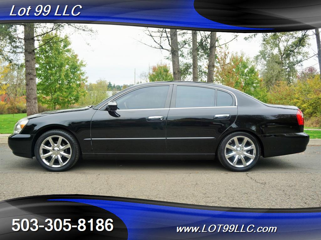 2002 Infiniti Q45 105K Low Miles Navi Leather Heated Seats. - Photo 1 - Milwaukie, OR 97267