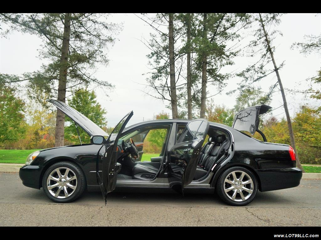 2002 Infiniti Q45 105K Low Miles Navi Leather Heated Seats. - Photo 26 - Milwaukie, OR 97267