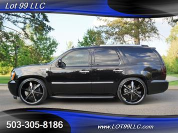 2007 Chevrolet Tahoe LTZ 4X4 73K New  26