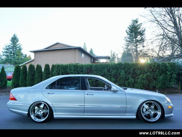 2005 Mercedes-Benz S600 Twin Turbo 117K VIP STYLE CARS. - Photo 5 - Milwaukie, OR 97267