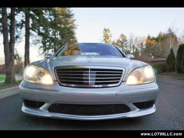 2005 Mercedes-Benz S600 Twin Turbo 117K VIP STYLE CARS. - Photo 3 - Milwaukie, OR 97267
