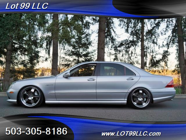2005 Mercedes-Benz S600 Twin Turbo 117K VIP STYLE CARS. - Photo 1 - Milwaukie, OR 97267