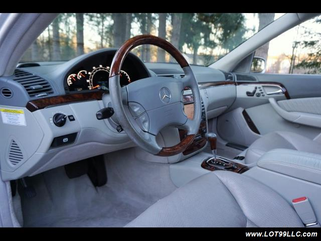2005 Mercedes-Benz S600 Twin Turbo 117K VIP STYLE CARS. - Photo 10 - Milwaukie, OR 97267