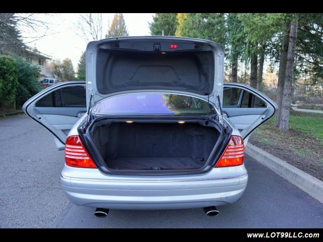 2005 Mercedes-Benz S600 Twin Turbo 117K VIP STYLE CARS. - Photo 41 - Milwaukie, OR 97267
