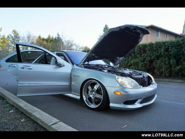2005 Mercedes-Benz S600 Twin Turbo 117K VIP STYLE CARS. - Photo 37 - Milwaukie, OR 97267
