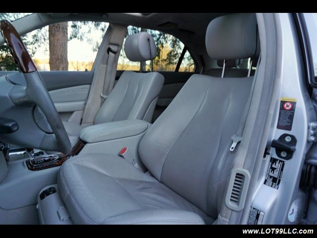 2005 Mercedes-Benz S600 Twin Turbo 117K VIP STYLE CARS. - Photo 11 - Milwaukie, OR 97267