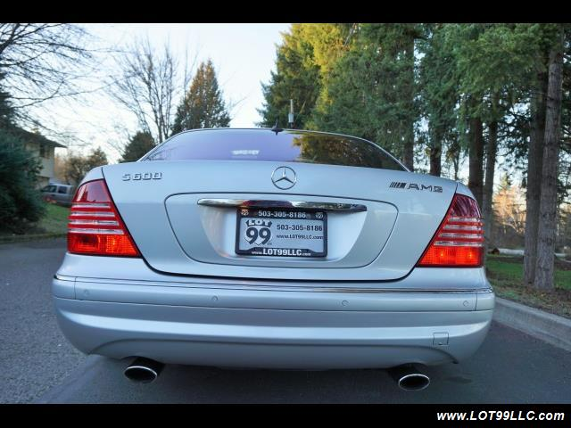 2005 Mercedes-Benz S600 Twin Turbo 117K VIP STYLE CARS. - Photo 7 - Milwaukie, OR 97267