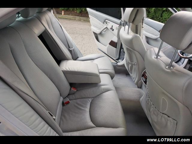 2005 Mercedes-Benz S600 Twin Turbo 117K VIP STYLE CARS. - Photo 17 - Milwaukie, OR 97267