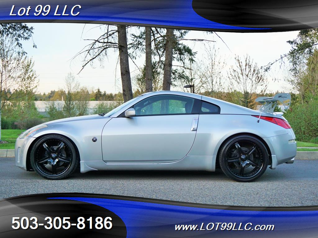 2003 Nissan 350Z VORTECH Supercharged JDM 91K . - Photo 1 - Milwaukie, OR 97267