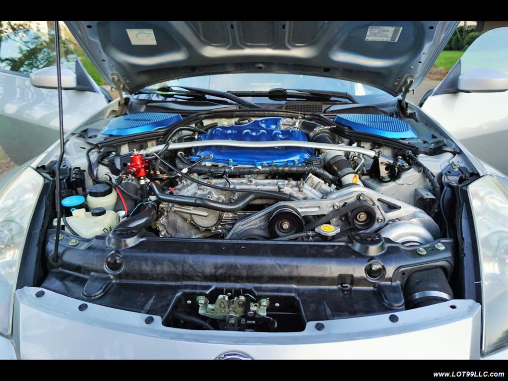 2003 Nissan 350Z VORTECH Supercharged JDM 91K . - Photo 14 - Milwaukie, OR 97267
