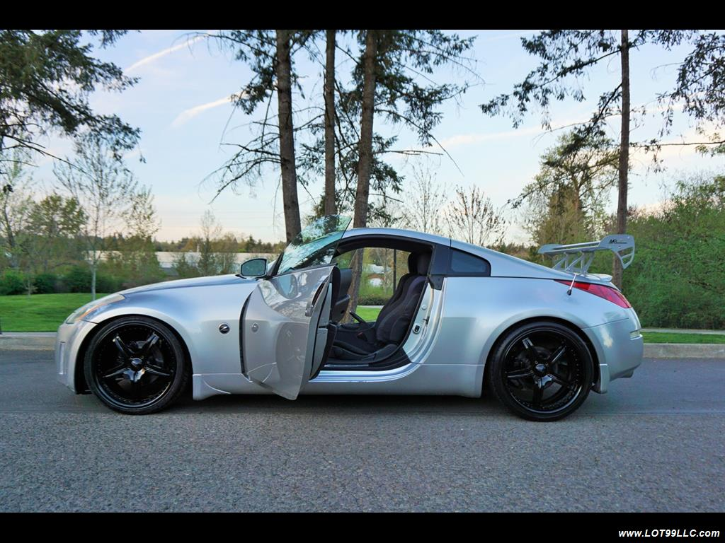 2003 Nissan 350Z VORTECH Supercharged JDM 91K . - Photo 25 - Milwaukie, OR 97267