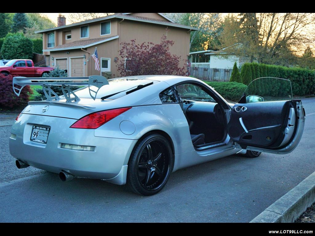 2003 Nissan 350Z VORTECH Supercharged JDM 91K . - Photo 31 - Milwaukie, OR 97267