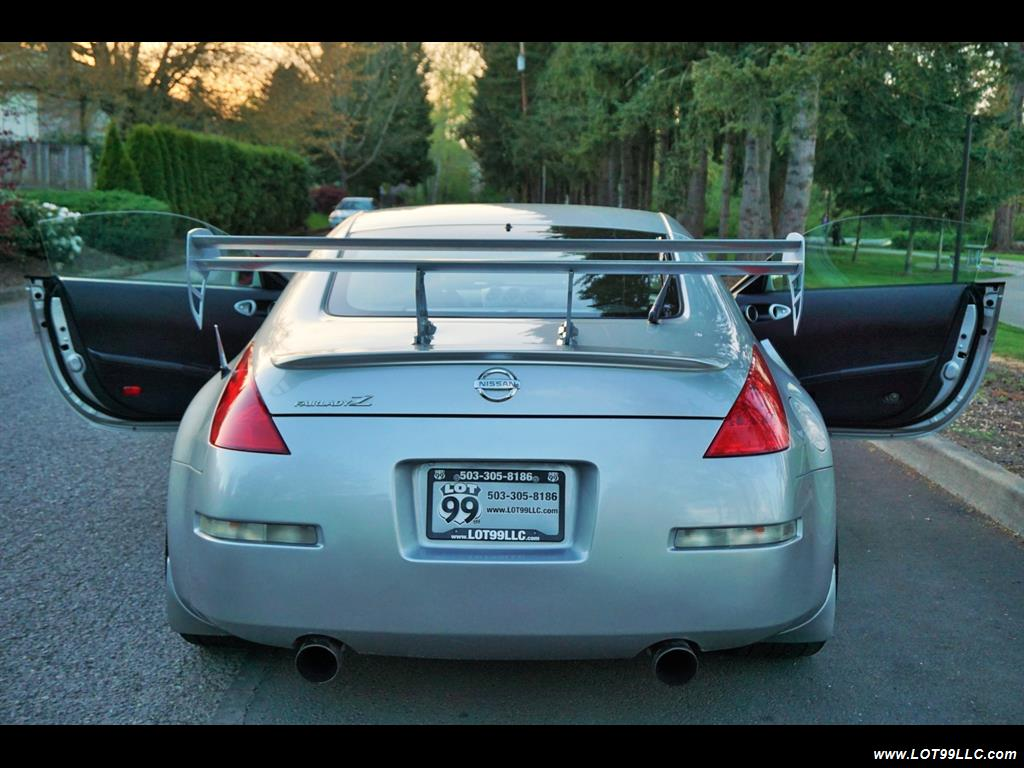 2003 Nissan 350Z VORTECH Supercharged JDM 91K . - Photo 32 - Milwaukie, OR 97267