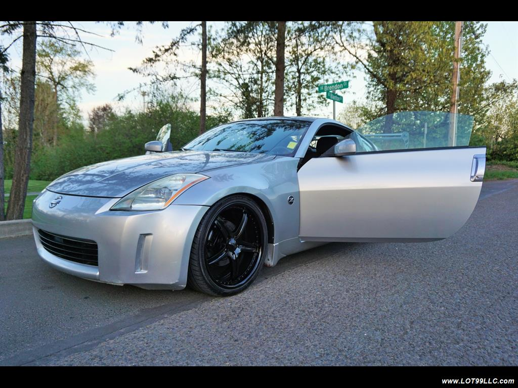 2003 Nissan 350Z VORTECH Supercharged JDM 91K . - Photo 27 - Milwaukie, OR 97267