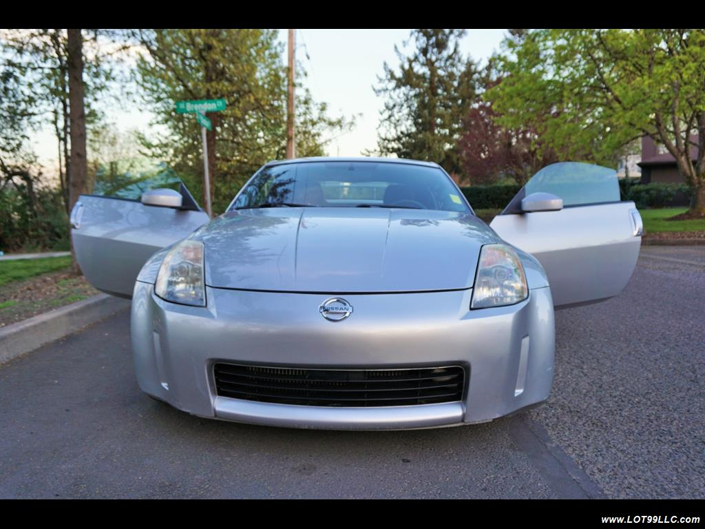 2003 Nissan 350Z VORTECH Supercharged JDM 91K . - Photo 28 - Milwaukie, OR 97267
