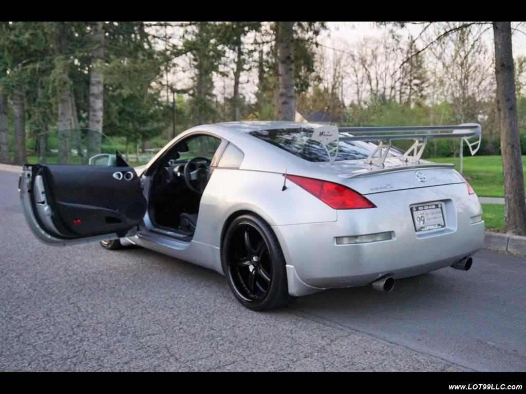 2003 Nissan 350Z VORTECH Supercharged JDM 91K . - Photo 33 - Milwaukie, OR 97267
