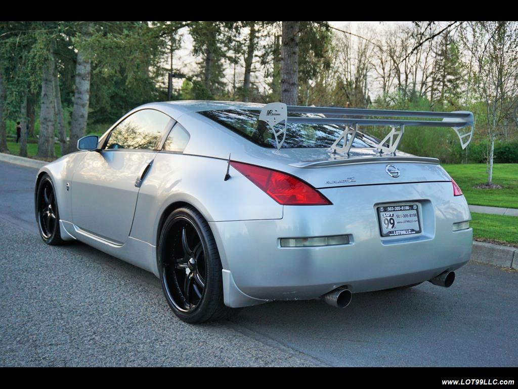 2003 Nissan 350Z VORTECH Supercharged JDM 91K . - Photo 8 - Milwaukie, OR 97267