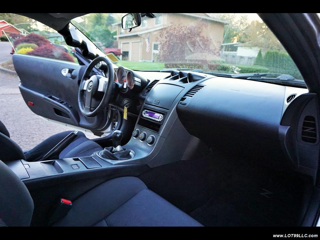 2003 Nissan 350Z VORTECH Supercharged JDM 91K . - Photo 12 - Milwaukie, OR 97267