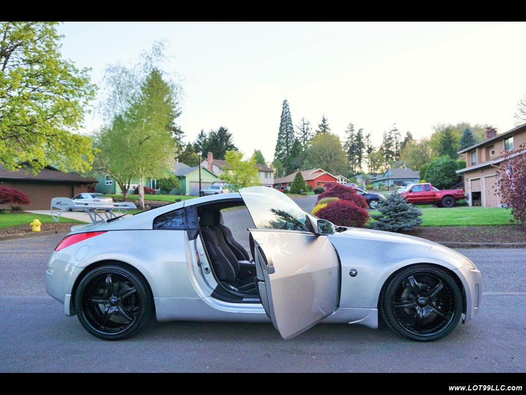 2003 Nissan 350Z VORTECH Supercharged JDM 91K . - Photo 30 - Milwaukie, OR 97267