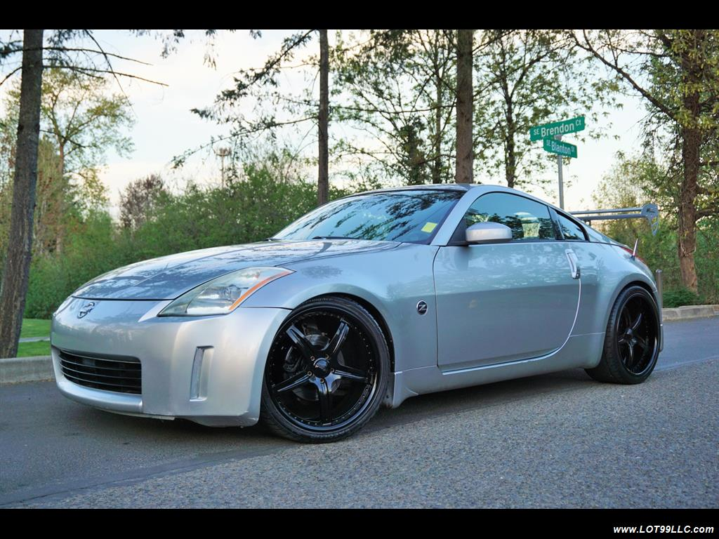 2003 Nissan 350Z VORTECH Supercharged JDM 91K . - Photo 2 - Milwaukie, OR 97267