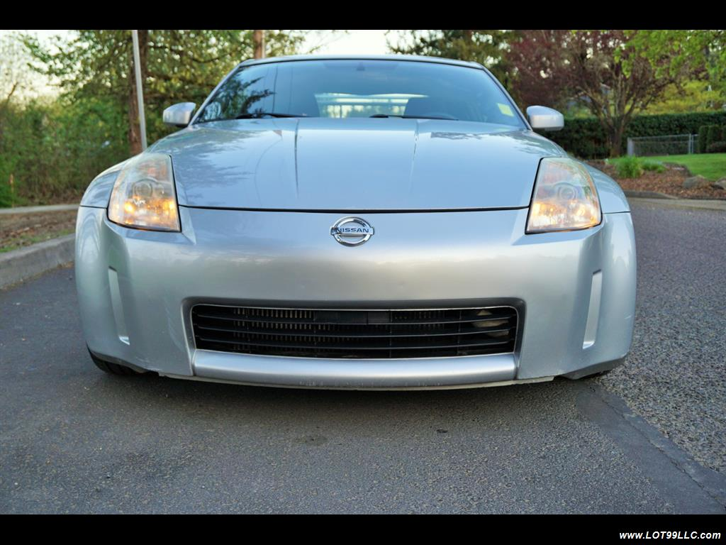 2003 Nissan 350Z VORTECH Supercharged JDM 91K . - Photo 3 - Milwaukie, OR 97267