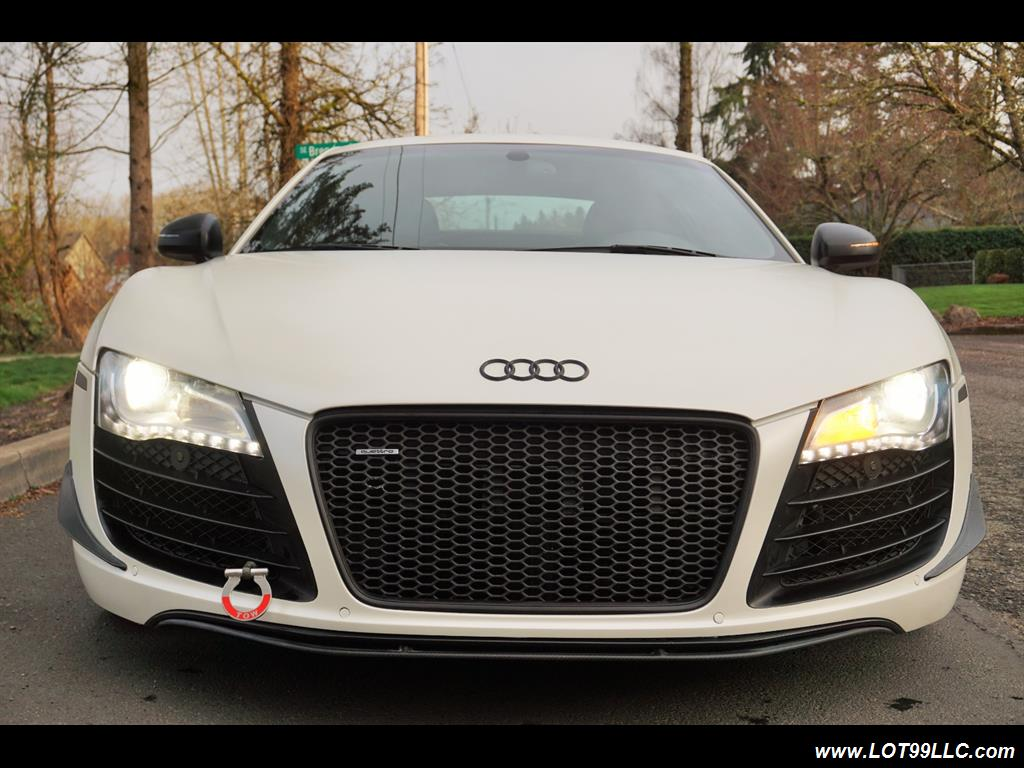 "2008 Audi R8 quattro 48K Low Miles 20 "" Black Wheels. - Photo 48 - Milwaukie, OR 97267"