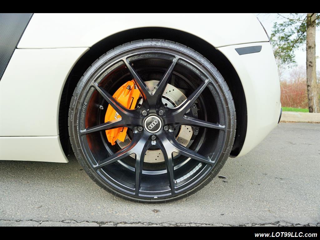 "2008 Audi R8 quattro 48K Low Miles 20 "" Black Wheels. - Photo 41 - Milwaukie, OR 97267"