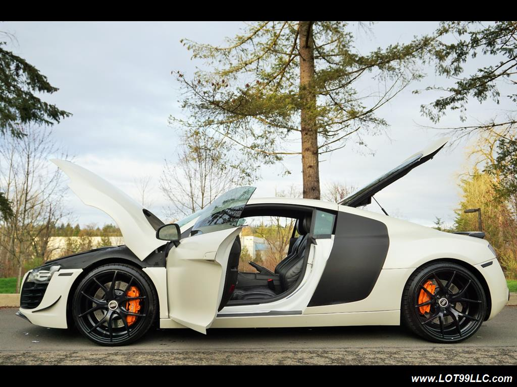 "2008 Audi R8 quattro 48K Low Miles 20 "" Black Wheels. - Photo 25 - Milwaukie, OR 97267"