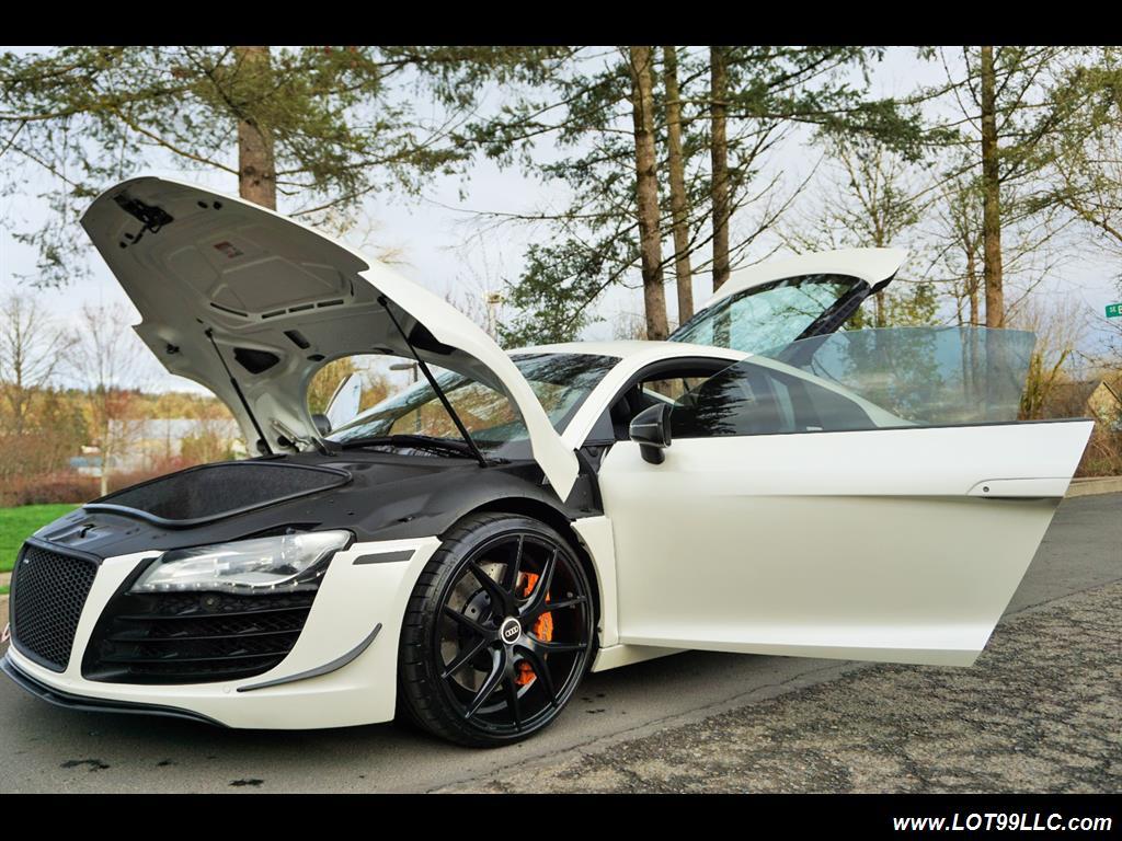 "2008 Audi R8 quattro 48K Low Miles 20 "" Black Wheels. - Photo 27 - Milwaukie, OR 97267"