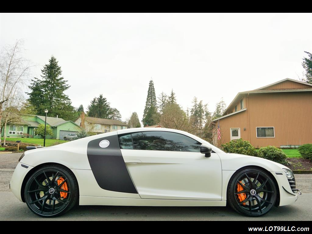 "2008 Audi R8 quattro 48K Low Miles 20 "" Black Wheels. - Photo 5 - Milwaukie, OR 97267"