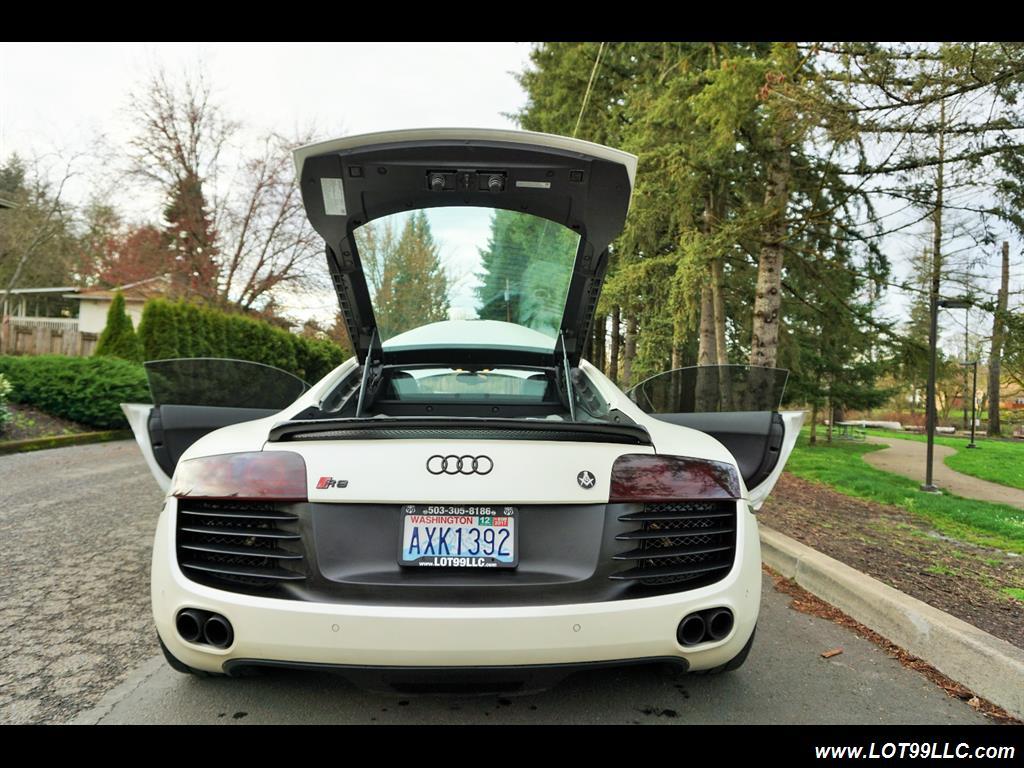 "2008 Audi R8 quattro 48K Low Miles 20 "" Black Wheels. - Photo 30 - Milwaukie, OR 97267"