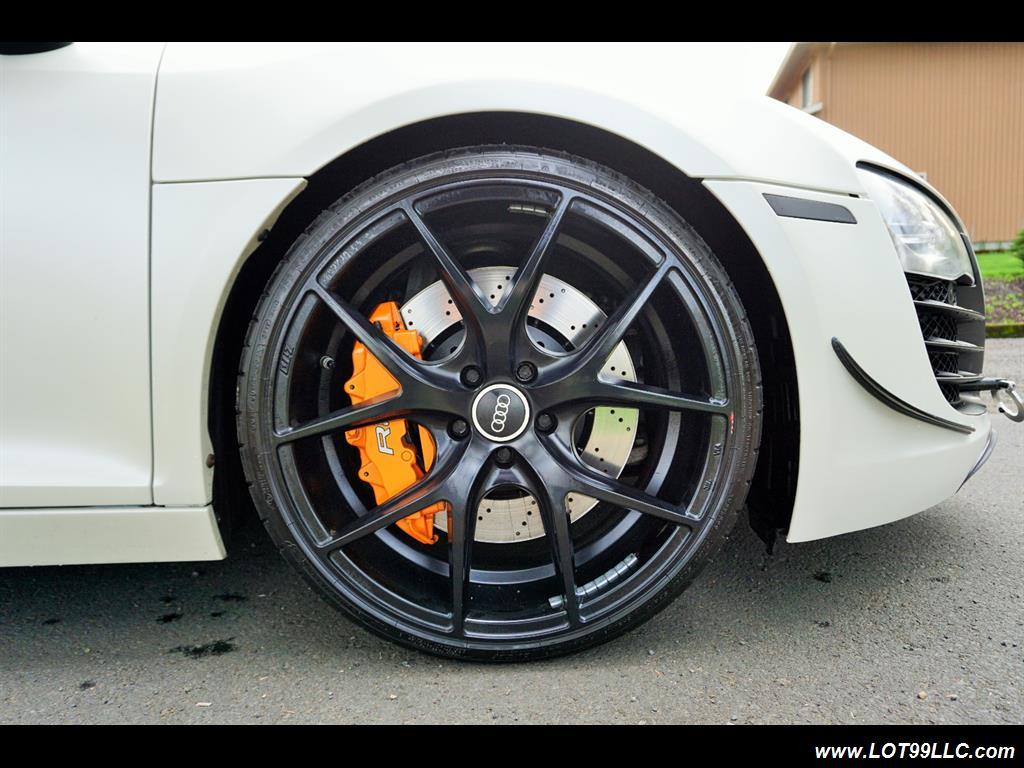 "2008 Audi R8 quattro 48K Low Miles 20 "" Black Wheels. - Photo 23 - Milwaukie, OR 97267"