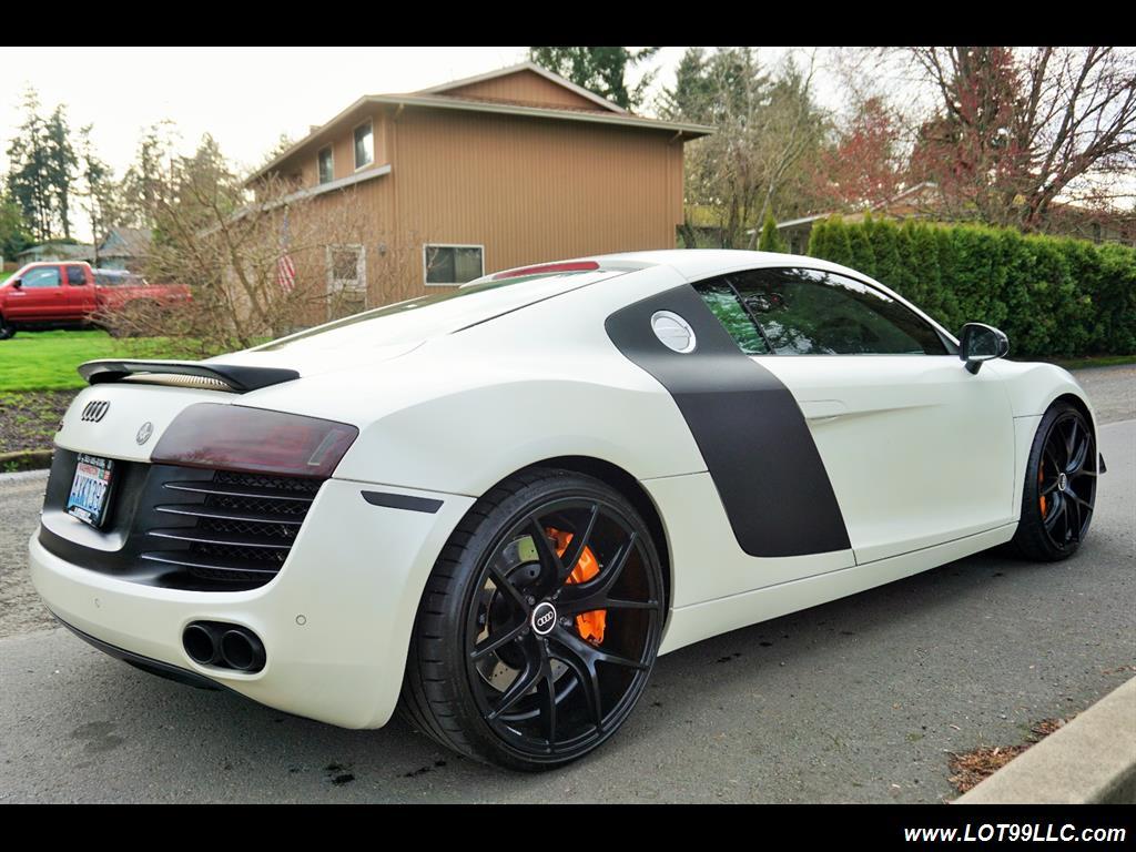 "2008 Audi R8 quattro 48K Low Miles 20 "" Black Wheels. - Photo 6 - Milwaukie, OR 97267"