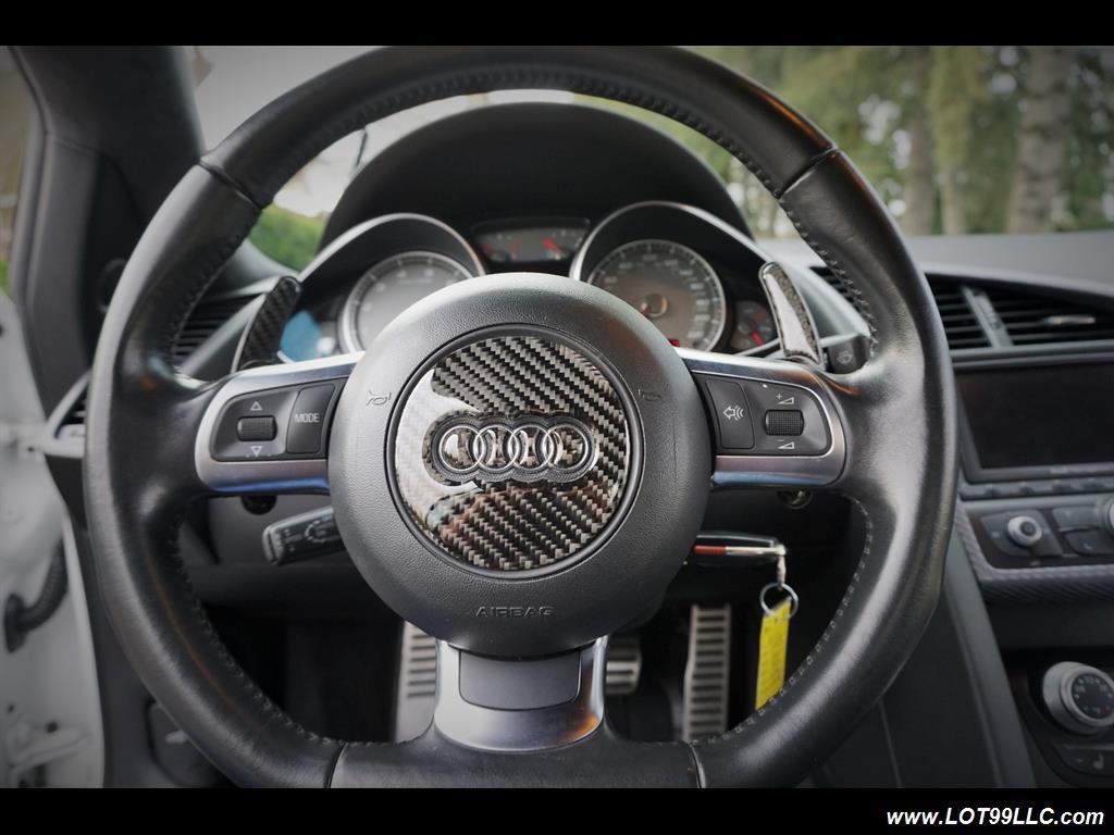 "2008 Audi R8 quattro 48K Low Miles 20 "" Black Wheels. - Photo 17 - Milwaukie, OR 97267"