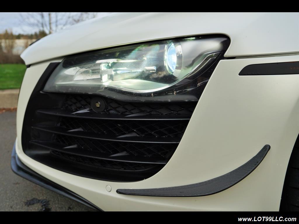 "2008 Audi R8 quattro 48K Low Miles 20 "" Black Wheels. - Photo 42 - Milwaukie, OR 97267"